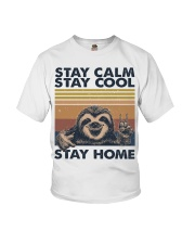 Stay Calm Stay Cool Youth T-Shirt thumbnail