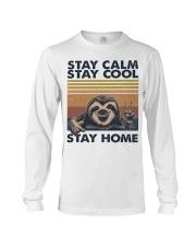 Stay Calm Stay Cool Long Sleeve Tee thumbnail