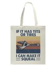 I Can Make It Squeal Tote Bag thumbnail