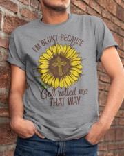 God Roll Me That Way Classic T-Shirt apparel-classic-tshirt-lifestyle-26