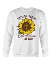God Roll Me That Way Crewneck Sweatshirt thumbnail