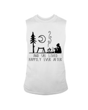 And She Lived Happily Sleeveless Tee thumbnail