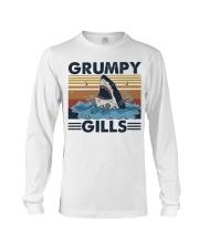 Grumpy Gills Long Sleeve Tee thumbnail
