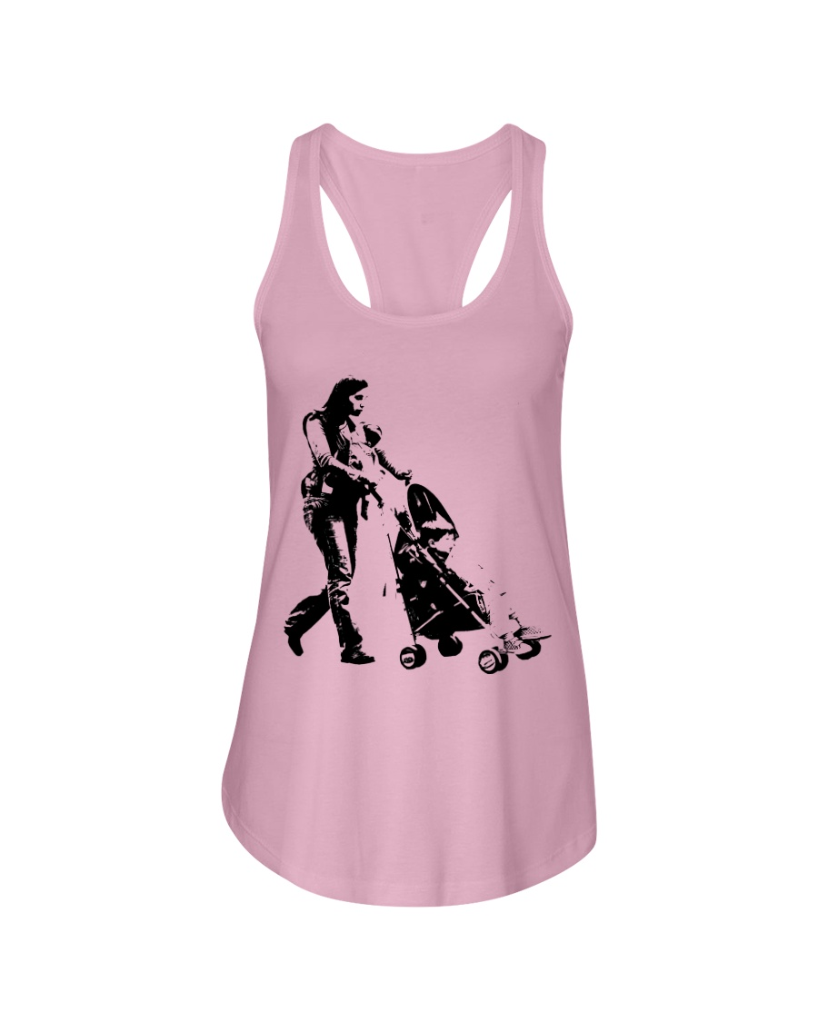 Mother Design Ladies Flowy Tank