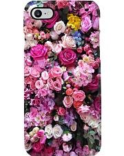 Flowery Fart Phone Case i-phone-7-case
