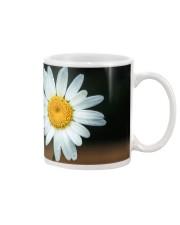 Cream with Daisy Leaves Mug thumbnail