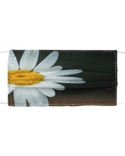 Cream with Daisy Leaves Cloth face mask thumbnail