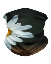 Cream with Daisy Leaves Neck Gaiter thumbnail