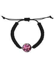 Extra dose of feminine fart - Full coverage  Cord Circle Bracelet thumbnail