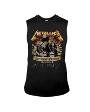 metallica 39 aniversay shirt Sleeveless Tee thumbnail