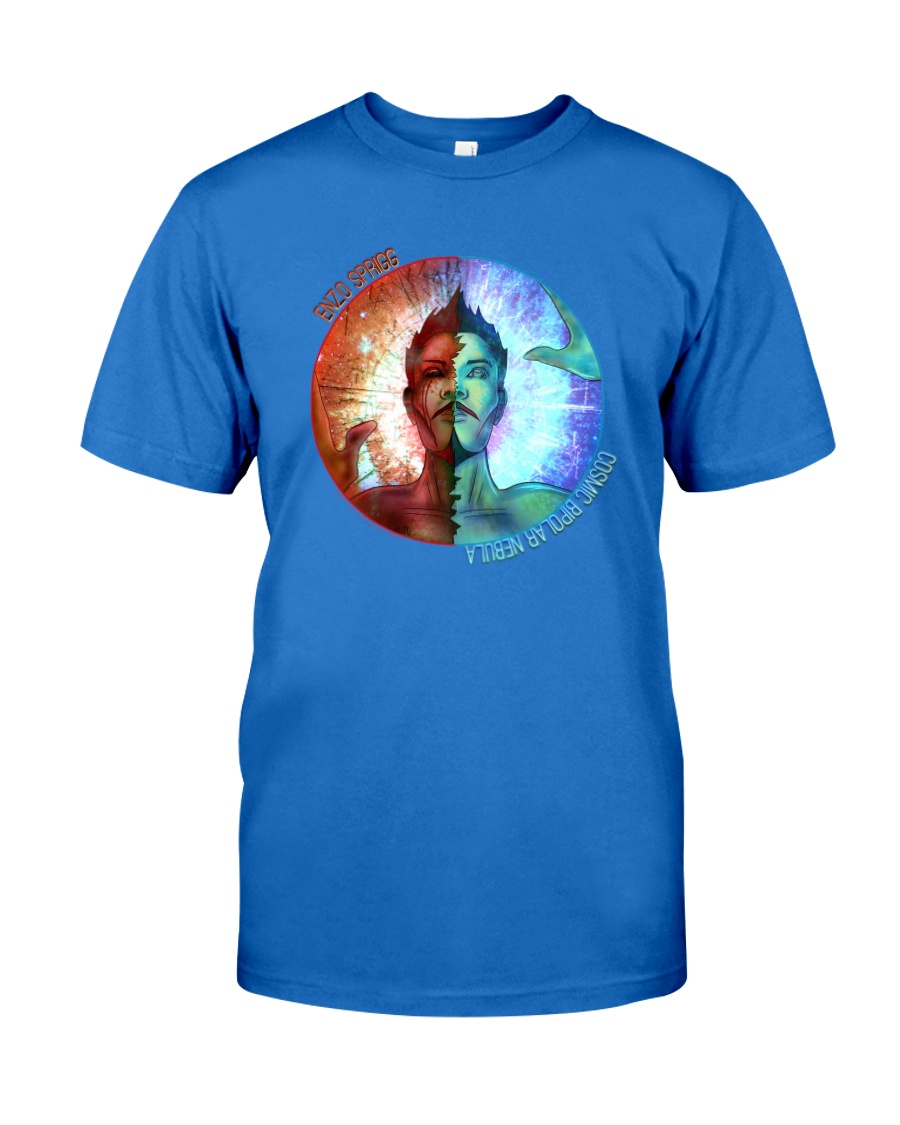 COSMIC BIPOLAR NEBULA OFFICIAL MERCHANDISE Premium Fit Mens Tee