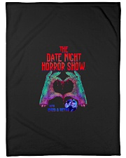 "The Date Night Horror Show Official Merchandise Large Fleece Blanket - 60"" x 80"" thumbnail"