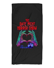 The Date Night Horror Show Official Merchandise Beach Towel thumbnail