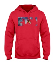 ENZO IN THE STATIC OFFICIAL MERCHANDISE Hooded Sweatshirt front