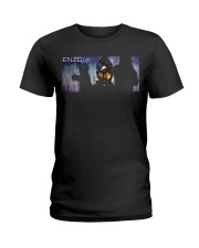 ENZO IN THE STATIC OFFICIAL MERCHANDISE Ladies T-Shirt thumbnail