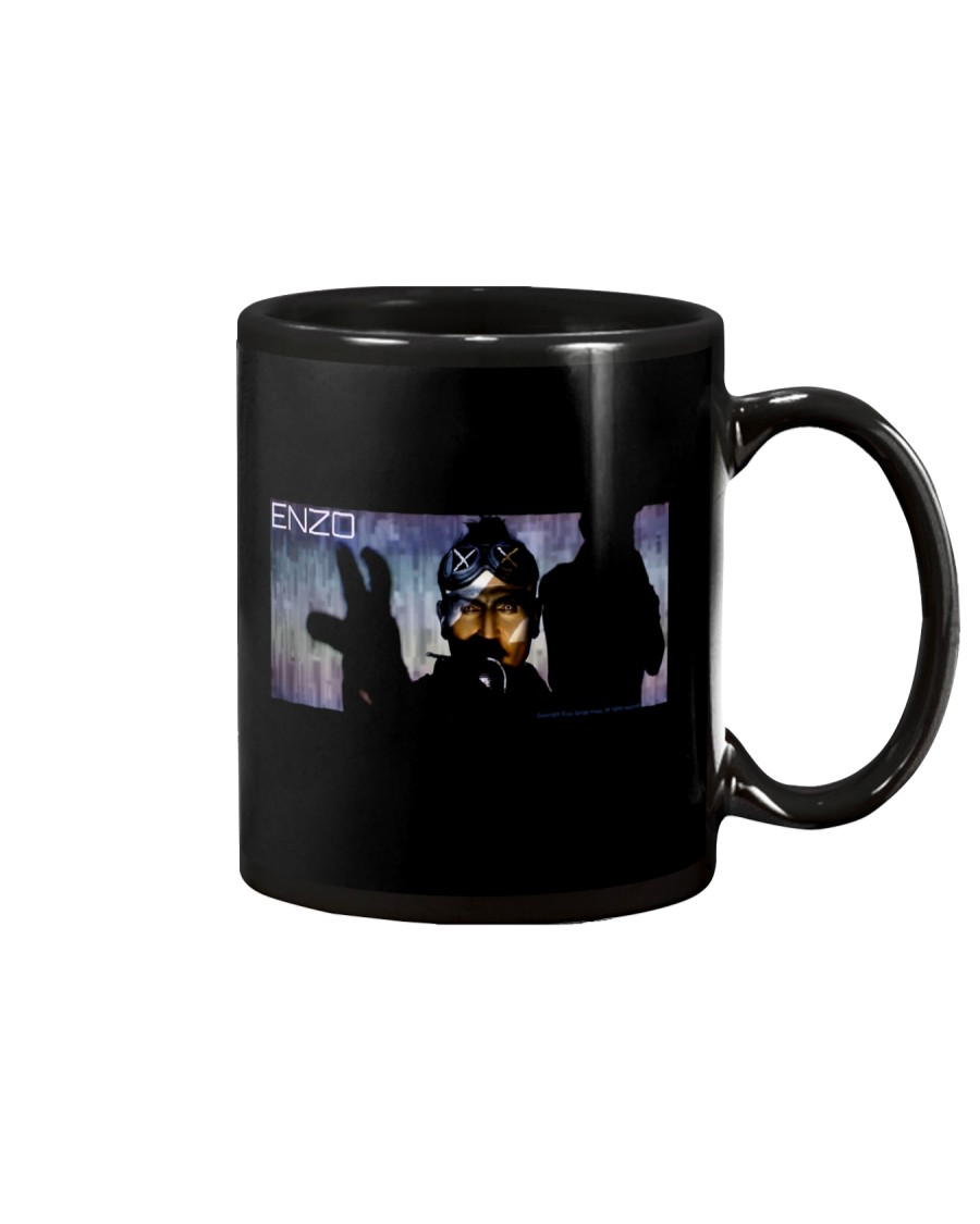 ENZO IN THE STATIC OFFICIAL MERCHANDISE Mug