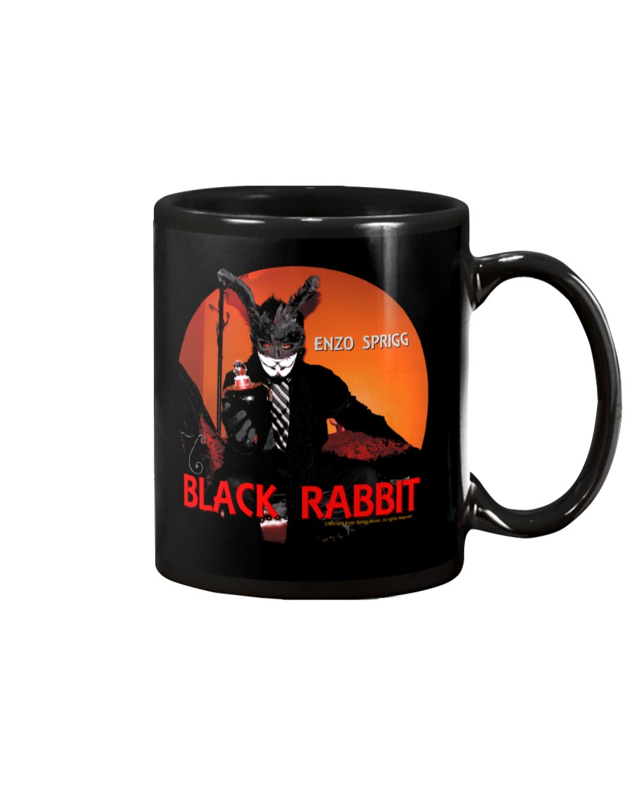 BLACK RABBIT OFFICIAL MERCHANDISE Mug