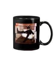 BLACK RABBIT IN A BATH TUB OFFICIAL MERCHANDISE Mug tile
