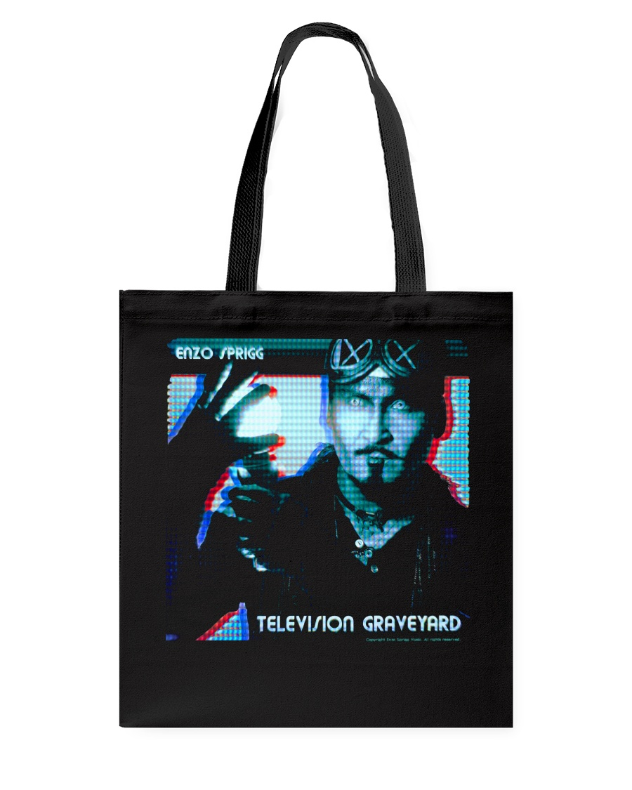 TELEVISION GRAVEYARD OFFICIAL MERCHANDISE Tote Bag