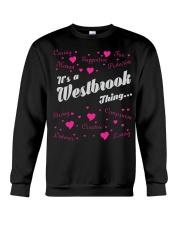 WESTBROOK FULL HEART THING SHIRTS Crewneck Sweatshirt thumbnail