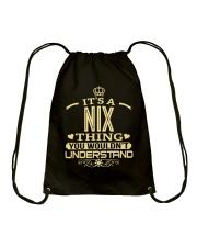 NIX THING GOLD SHIRTS Drawstring Bag thumbnail