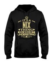 NIX THING GOLD SHIRTS Hooded Sweatshirt thumbnail