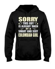 SEXY COLOMBIAN GIRL SHIRTS Hooded Sweatshirt thumbnail