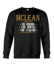 MCLEAN The Woman The Myth The Legend Thing Shirts Crewneck Sweatshirt thumbnail