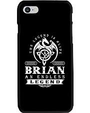 Brian d1 Phone Case thumbnail