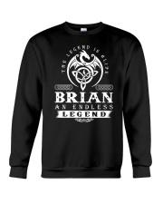 Brian d1 Crewneck Sweatshirt thumbnail