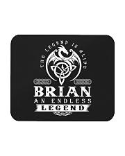 Brian d1 Mousepad front