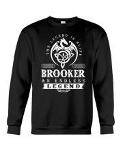 Brooker d1 Crewneck Sweatshirt thumbnail