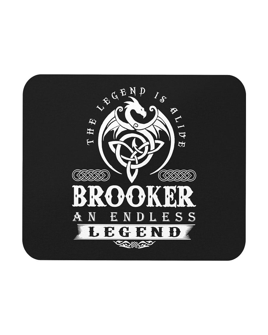 Brooker d1 Mousepad