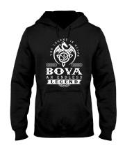 Bova d1 Hooded Sweatshirt front