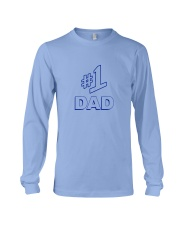Number 1 Dad Shirt Long Sleeve Tee thumbnail