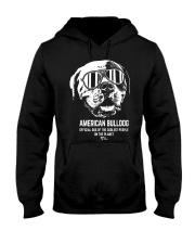 American Bulldog Official Dog of the Cooles Hooded Sweatshirt thumbnail