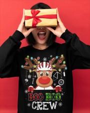 Boo Boo Crew v1 Crewneck Sweatshirt apparel-crewneck-sweatshirt-lifestyle-front-18