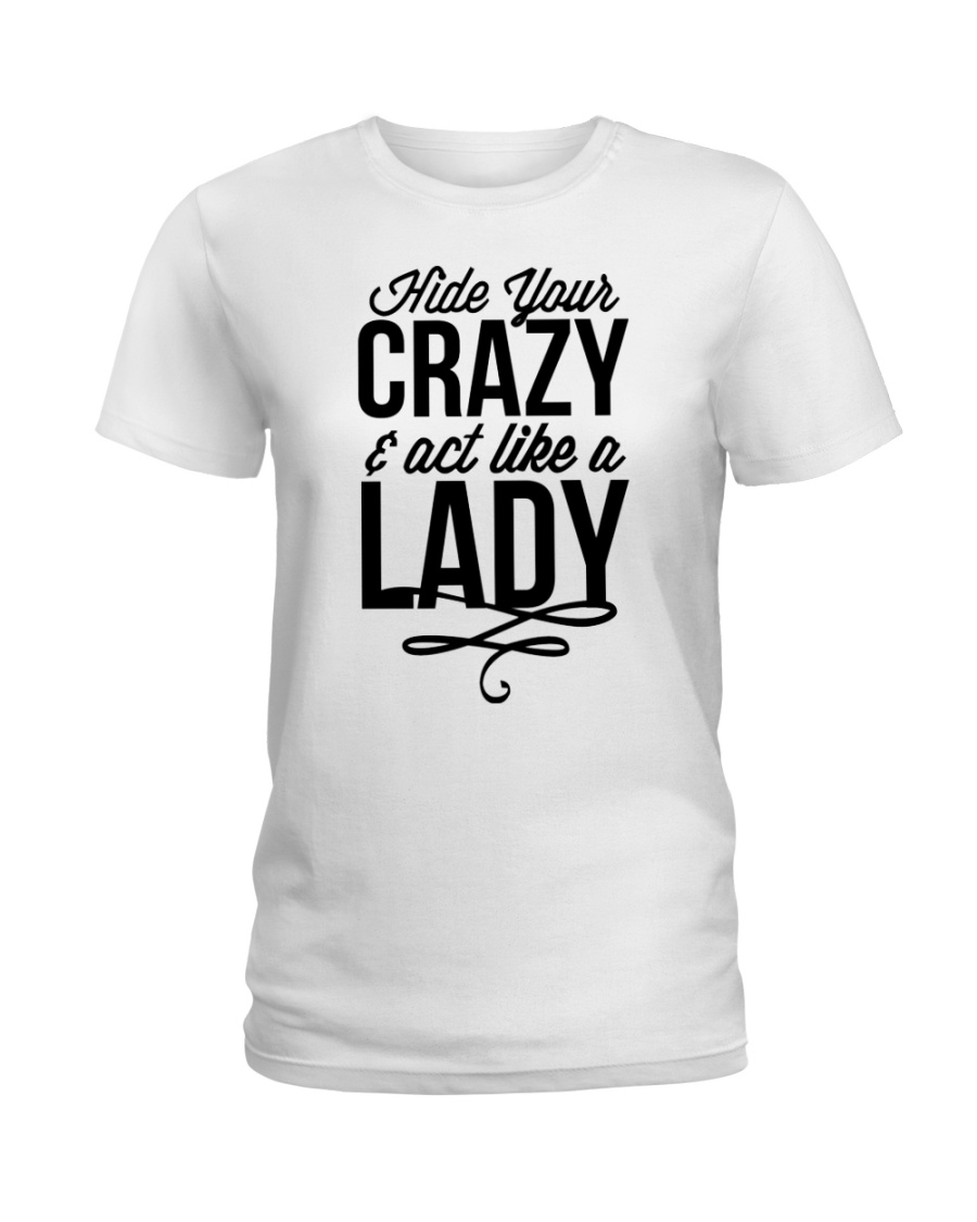 Available for a short time only Ladies T-Shirt