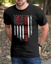 Proud BMX Dad Classic T-Shirt apparel-classic-tshirt-lifestyle-front-52