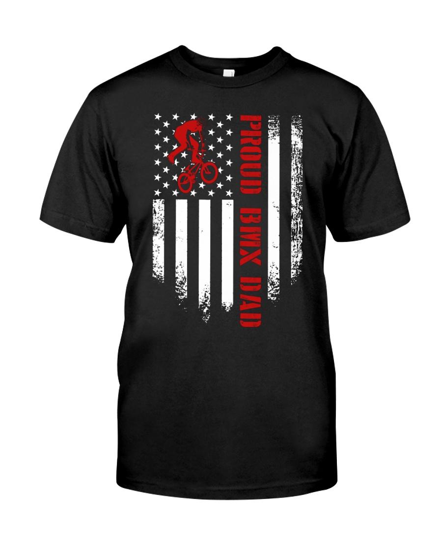 Proud BMX Dad Classic T-Shirt