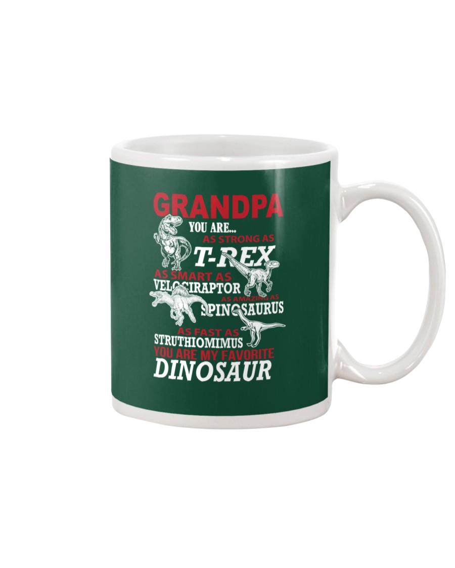 Daddy You Are My Favorite Dinosaur Mug showcase
