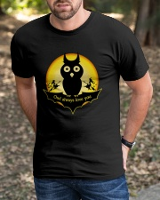 Owl always love you Classic T-Shirt apparel-classic-tshirt-lifestyle-front-52