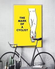 The Mark Of A Cyclist 11x17 Poster lifestyle-poster-7