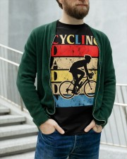 Cycling Daddy Classic T-Shirt apparel-classic-tshirt-lifestyle-front-107