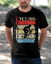 Cycling Daddy Classic T-Shirt apparel-classic-tshirt-lifestyle-front-50