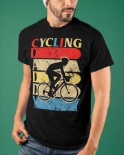 Cycling Daddy Classic T-Shirt apparel-classic-tshirt-lifestyle-front-87