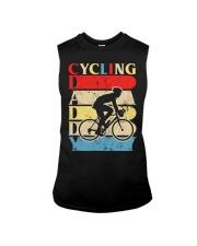Cycling Daddy Sleeveless Tee thumbnail