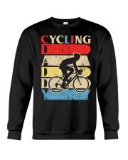 Cycling Daddy Crewneck Sweatshirt thumbnail
