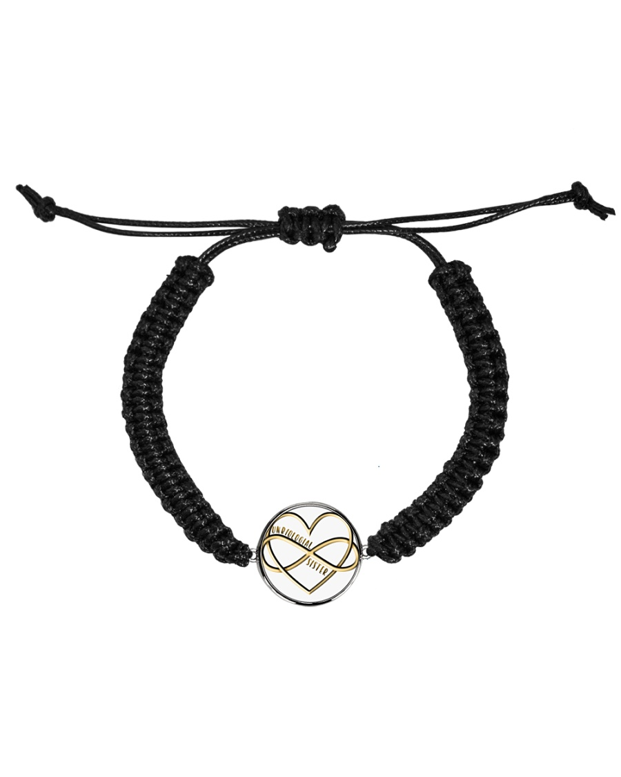 Available for a short time only Cord Circle Bracelet