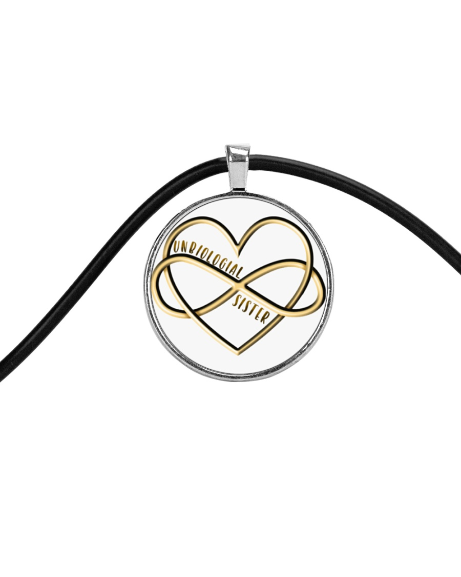 Available for a short time only Cord Circle Necklace